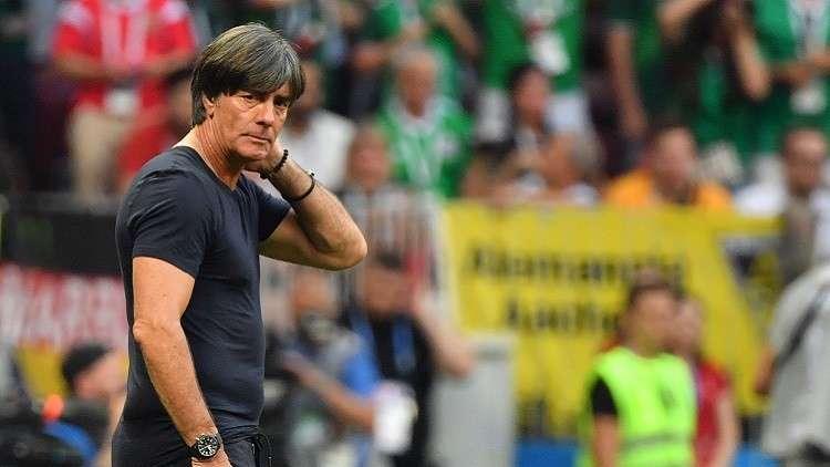 ألمانيا تتعهد برد اعتبارها أمام المكسيك في كأس العالم