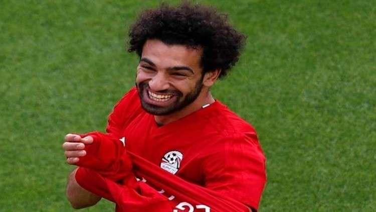 قبل موقعة روسيا .. صلاح يوجه رسالة لملايين المصريين