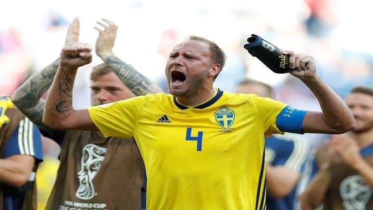 السويد تفوز على كوريا الجنوبية في مونديال روسيا