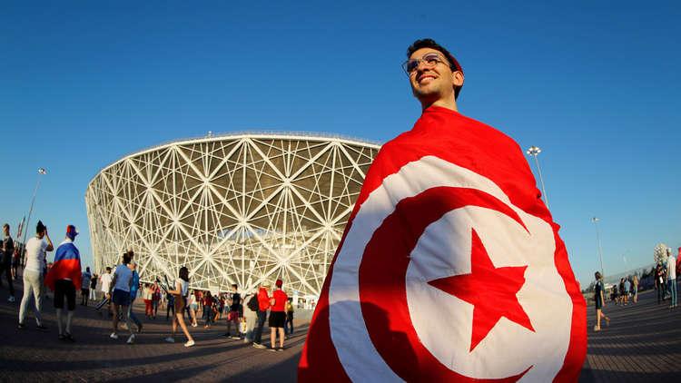 مونديال روسيا.. التشكيلة الرسمية لموقعة تونس وإنجلترا