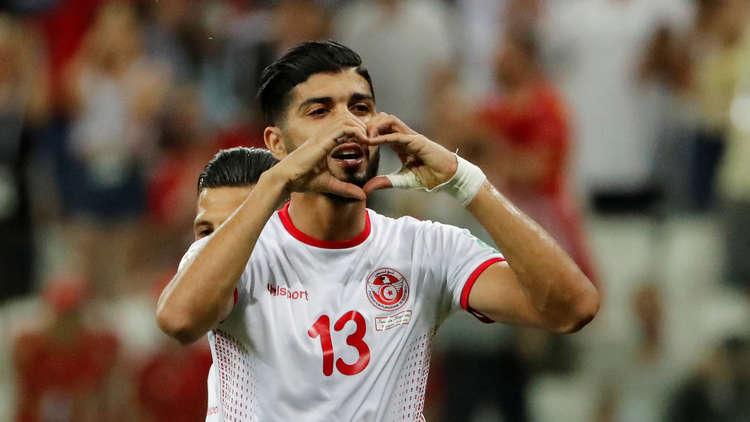 نسور قرطاج أول منتخب عربي يحرز هدفا في مونديال روسيا