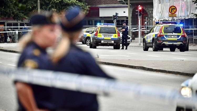 السويد.. 5 جرحى في حادث إطلاق نار ليس ذا طابع إرهابي بحسب الشرطة