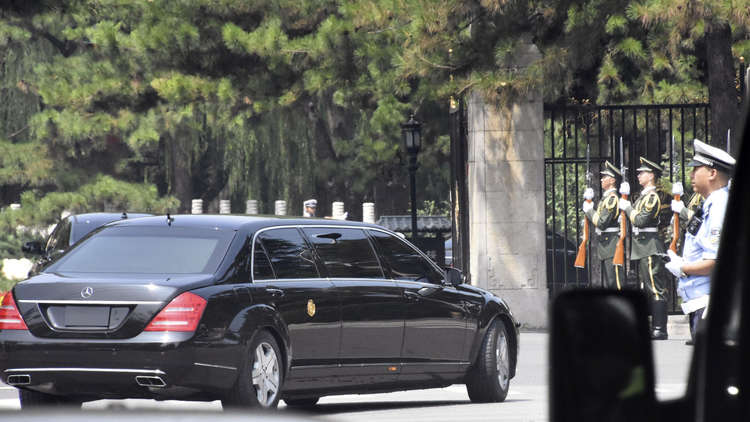 زعيم كوريا الشمالية يزور الصين للمرة الثالثة هذا العام