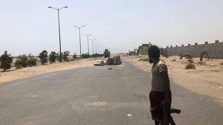 القوات اليمنية المدعومة من التحالف العربي تعلن السيطرة على مطار الحديدة بالكامل