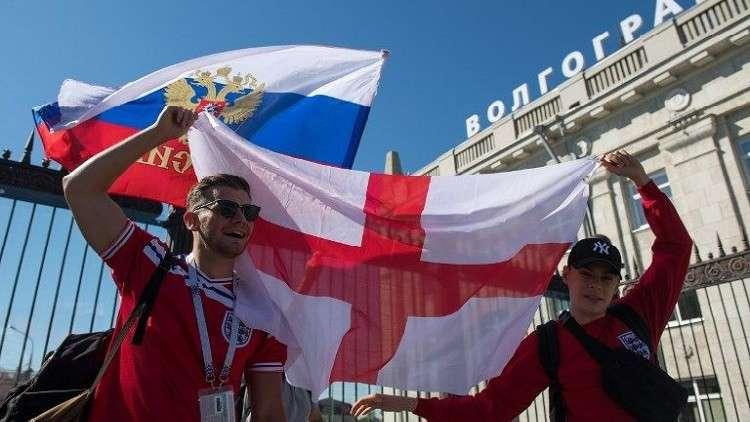 إنجليزي يقطع ألفي كيلومتر بالقارب لتشجيع منتخب بلاده في روسيا