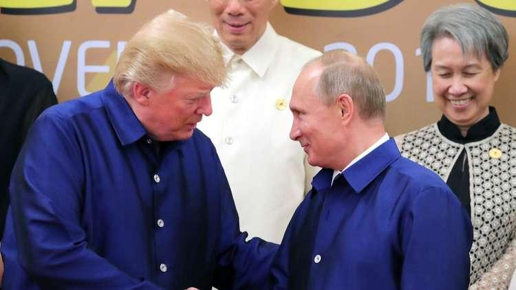 بوتين وترامب قد يلتقيان في أوروبا في يوليو