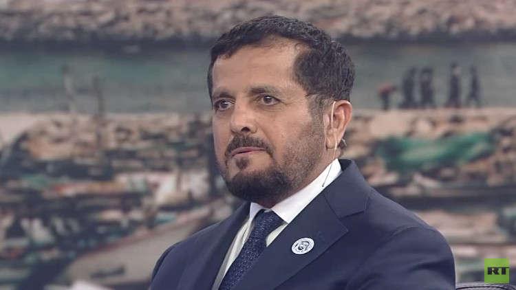 السفير الإماراتي بموسكو يدعو روسيا للضغط على إيران لوقف تدخلها في الشأن العربي