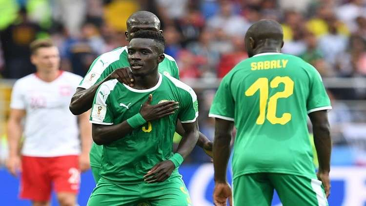السنغال تتغلب على بولندا في مونديال روسيا