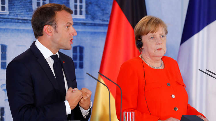 ألمانيا وفرنسا تدعوان إلى إنشاء مجلس أمن خاص بالاتحاد الأوروبي