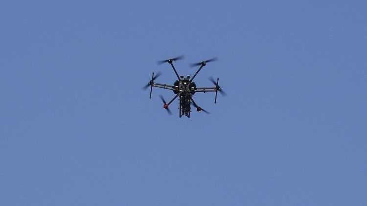تحطم طائرة إسرائيلية من دون طيار في جنوب سوريا