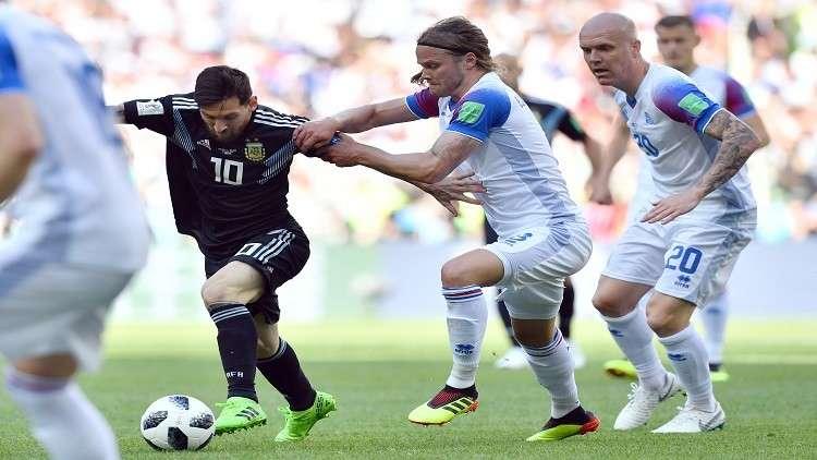 الأرجنتين في مواجهة مصيرية أمام كرواتيا في مونديال روسيا