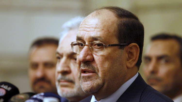 """المالكي: الهجوم على """"الحشد"""" في سوريا يهدف لإعادة إحياء """"داعش"""""""