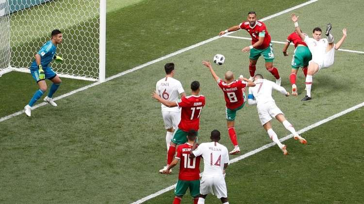 رسميا.. المغرب أول منتخب يودع مونديال روسيا 2018