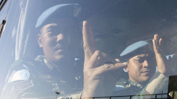 عناصر الجيش الماليزي - صورة أرشيفية