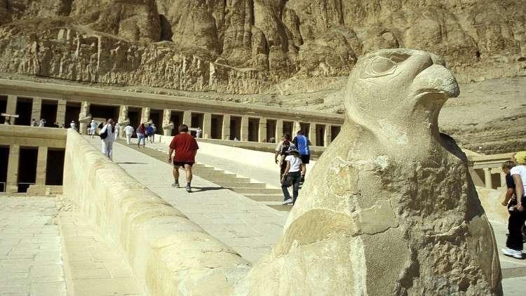 مصر تسترد من إيطاليا القطع الأثرية  المهربة