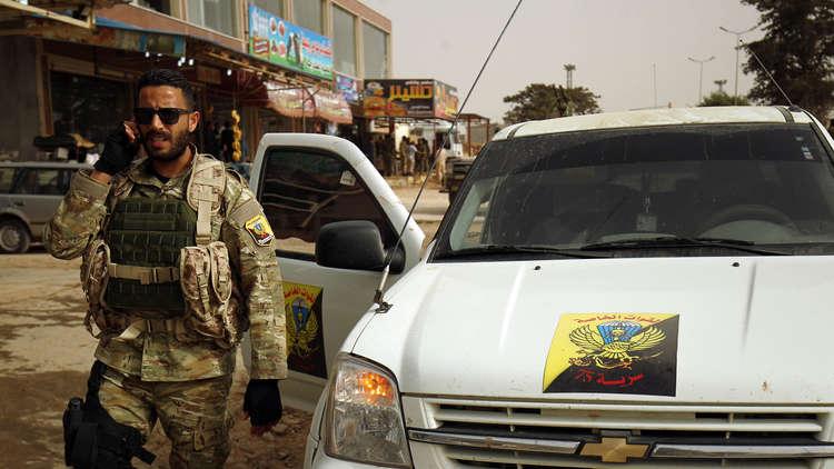 ليبيا.. أربعة قتلى من قوات حفتر جراء هجوم انتحاري في درنة