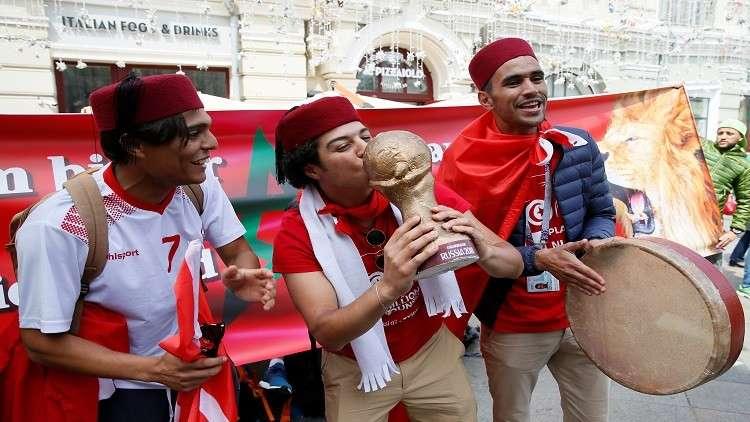 زيجات تونسية روسية على وقع المونديال