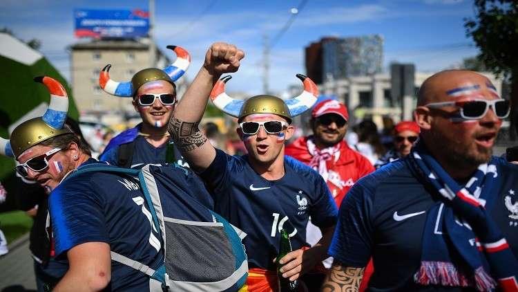 مونديال روسيا.. التشكيلة الرسمية لمواجهة فرنسا والبيرو