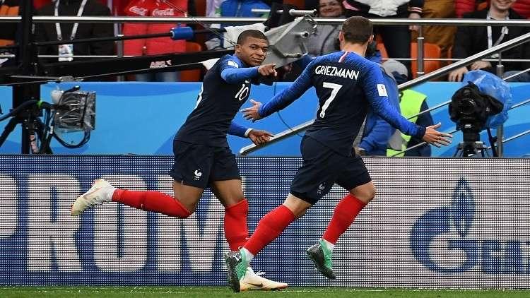 مونديال روسيا.. فرنسا تتأهل للدور الثاني والبيرو تودع البطولة