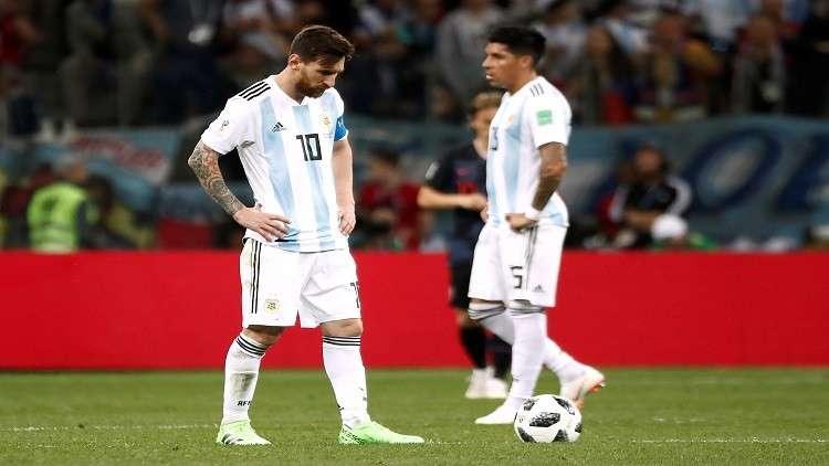 فرص تأهل الأرجنتين إلى الدور الثاني والبطاقة الحائرة