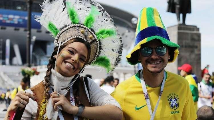 البرازيل تتربص بكوستاريكا .. التشكيلة الأساسية