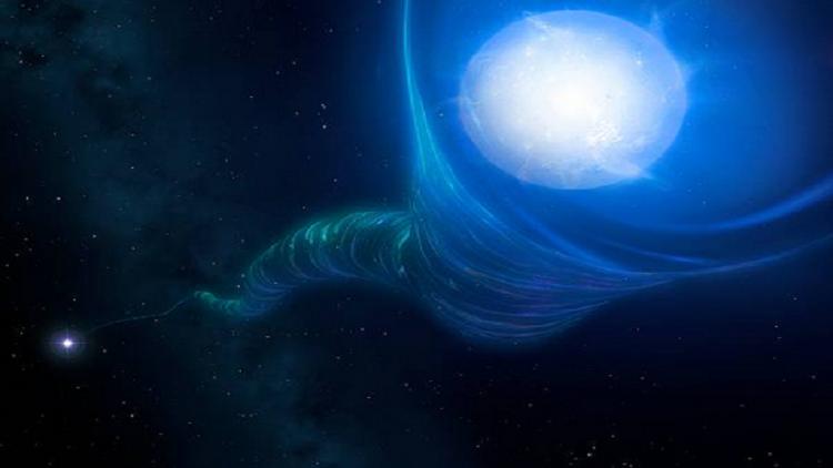 لأول مرة.. إثبات نظرية آينشتاين خارج النظام الشمسي