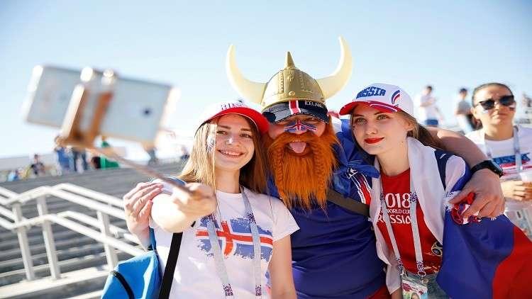 مونديال روسيا.. التشكيلة الرسمية لمواجهة آيسلندا ونيجيريا