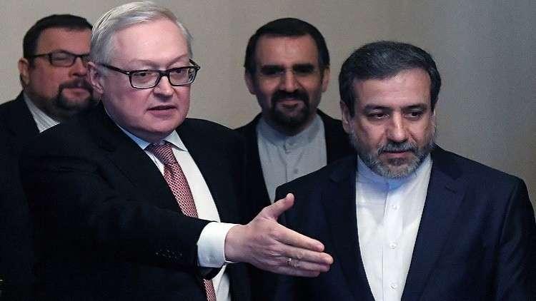موسكو: روسيا وإيران ستدافعان عن مصالحهما في وجه العقوبات الأمريكية غير القانونية