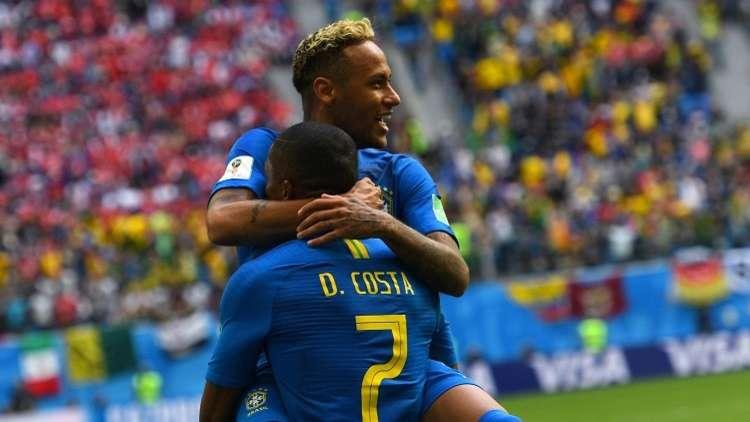 البرازيل تعادل الرقم القياسي لألمانيا في كأس العالم