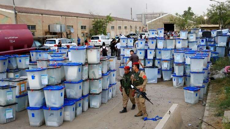 الاتحاد الكردستاني يشترط على إجراءات مفوضية الانتخابات