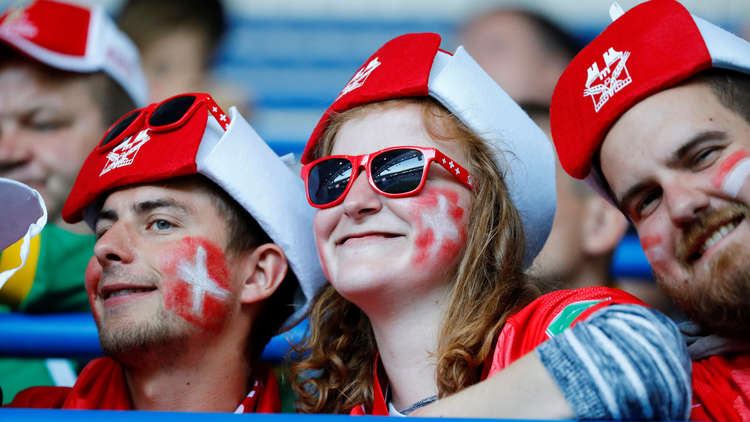 مونديال روسيا.. التشكيلة الرسمية لموقعة صربيا وسويسرا