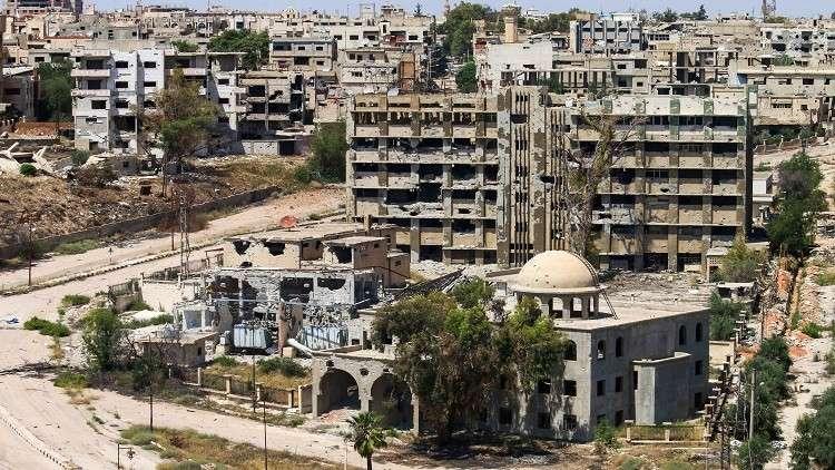 دعوات دولية لوقف التصعيد في الجنوب السوري