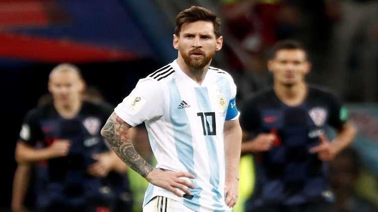 ازدياد فرص تأهل الأرجنتين