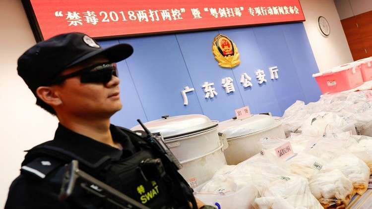 حكم فوري بالإعدام رميا بالرصاص لـ10 صينيين