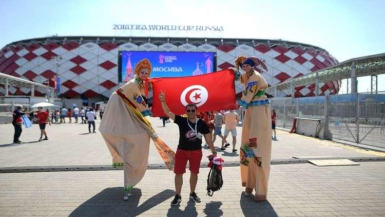 مونديال روسيا.. التشكيلة الرسمية لمواجهة تونس وبلجيكا