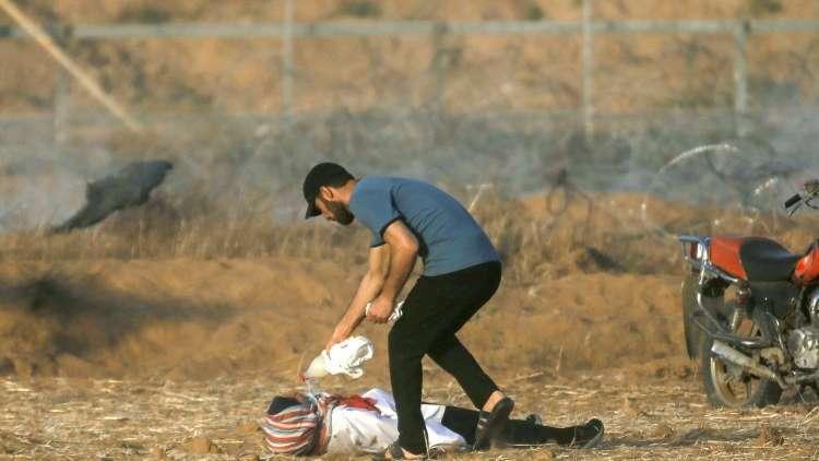 وفاة شاب فلسطيني متأثرا بجروحه إثر مواجهات مع الجنود الإسرائيليين