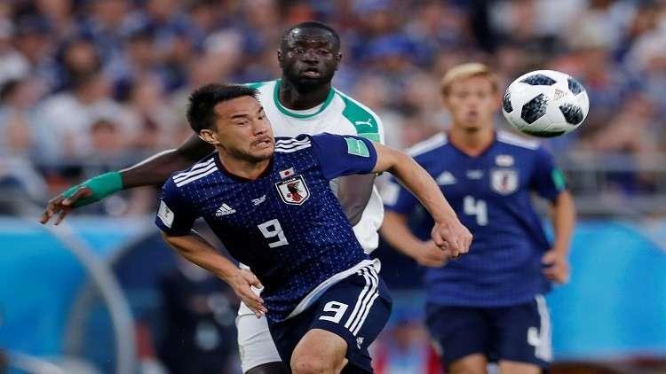 التعادل الإيجابي يحسم مواجهة اليابان والسنغال