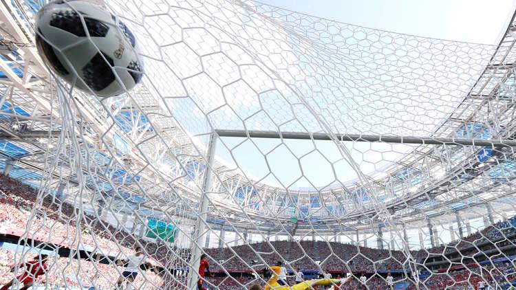 أهداف مباريات اليوم الحادي عشر لمونديال روسيا 2018