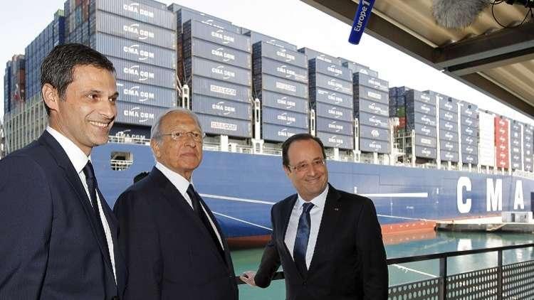 وفاة لبناني أسس ثالث أكبر شركة للنقل البحري في العالم