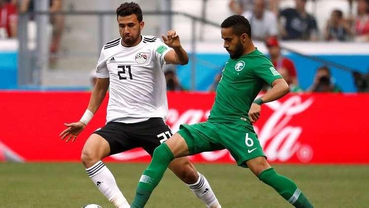 مونديال روسيا.. انطلاق مباراة مصر والسعودية في فولغوغراد