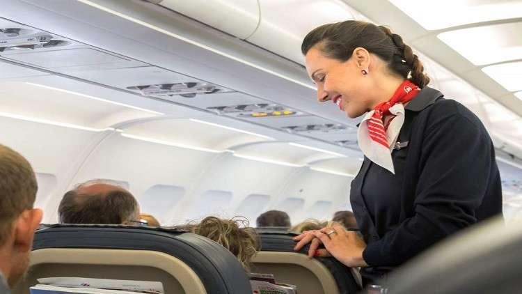 مضيفو الطيران الأكثر عرضة لمخاطر الإصابة بجميع أنواع السرطان