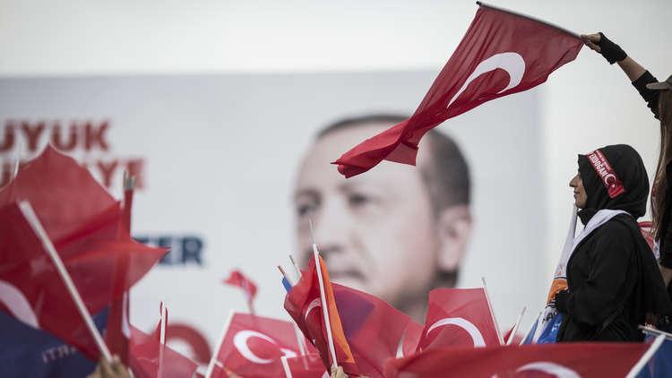 السعودية والإمارات تهنئان أردوغان بولايته الجديدة