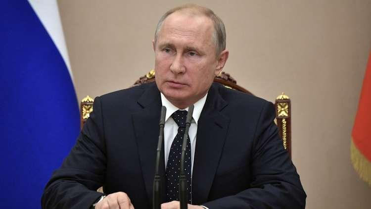 بوتين يصدر تعيينات جديدة في القيادة السياسية العليا