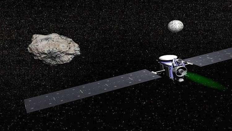 كويكب ضخم يقترب من الأرض يمكن رصده بالعين المجردة