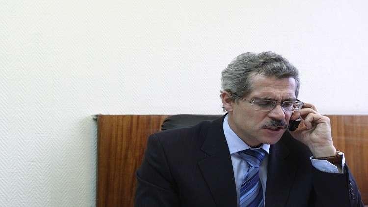 غريغوري رودتشينكوف، الرئيس السابق لمختبر مكافحة المنشطات في موسكو