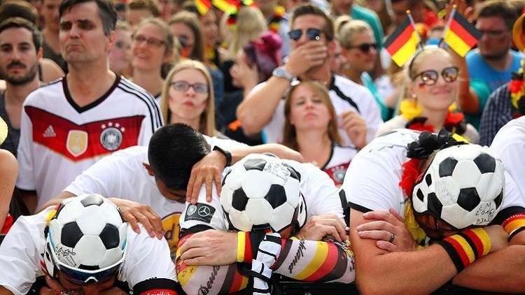 لعنة حامل لقب كأس العالم تضرب ألمانيا