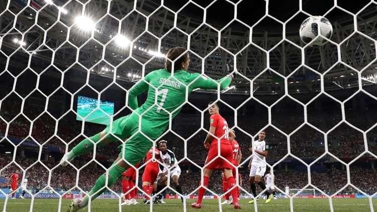 أول هدف كوستاريكي في مونديال روسيا