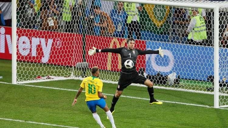 البرازيل تتفادى مصير ألمانيا في مونديال روسيا