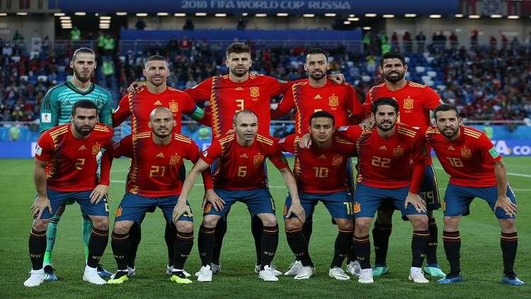 ملك إسبانيا إلى موسكو لتشجيع منتخب بلاده أمام روسيا