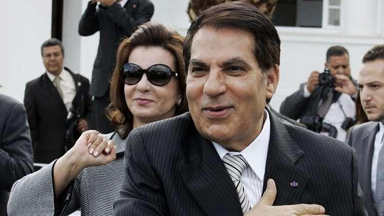 زين العابدين بن علي يشكو الفقر والأصهار ويريد العودة إلى تونس